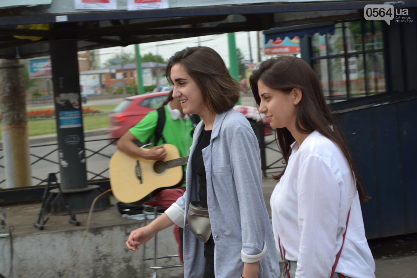 Концерт от Madisan Rock Club: криворожские музыканты поддержали юную Алину Михалковскую, - ФОТО, ВИДЕО, фото-17