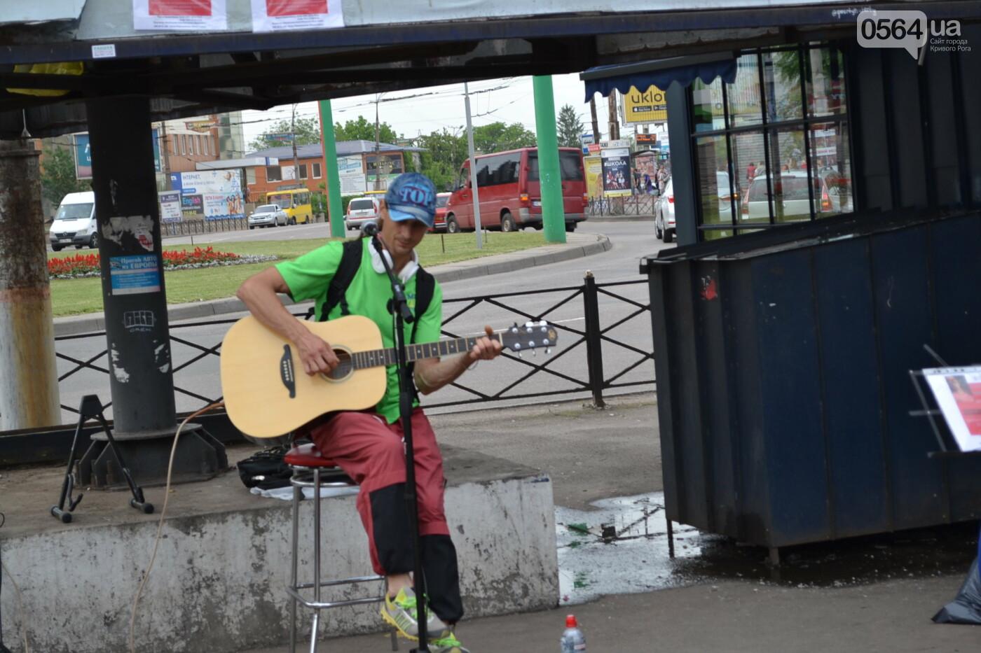 Концерт от Madisan Rock Club: криворожские музыканты поддержали юную Алину Михалковскую, - ФОТО, ВИДЕО, фото-16