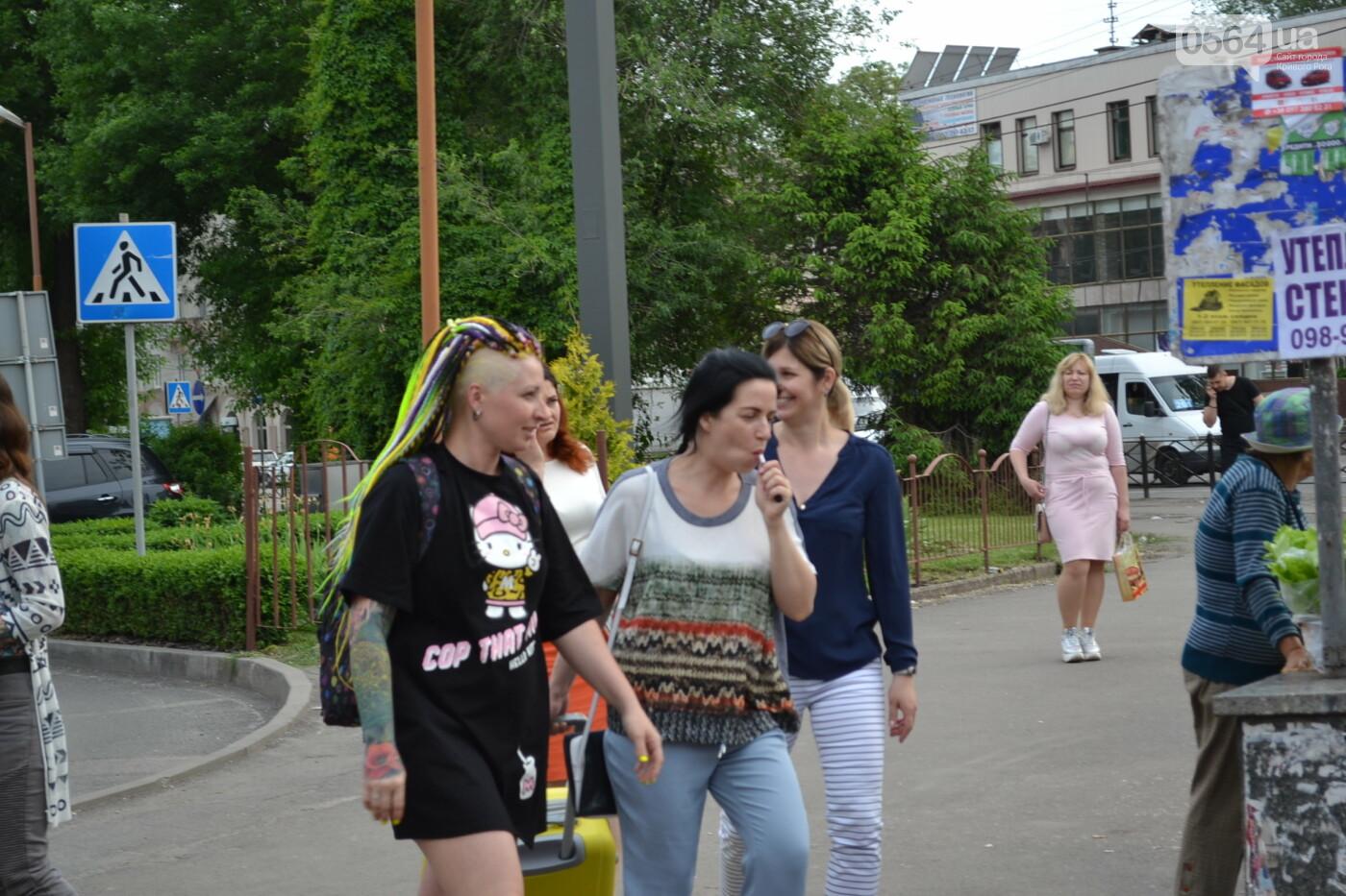 Концерт от Madisan Rock Club: криворожские музыканты поддержали юную Алину Михалковскую, - ФОТО, ВИДЕО, фото-24