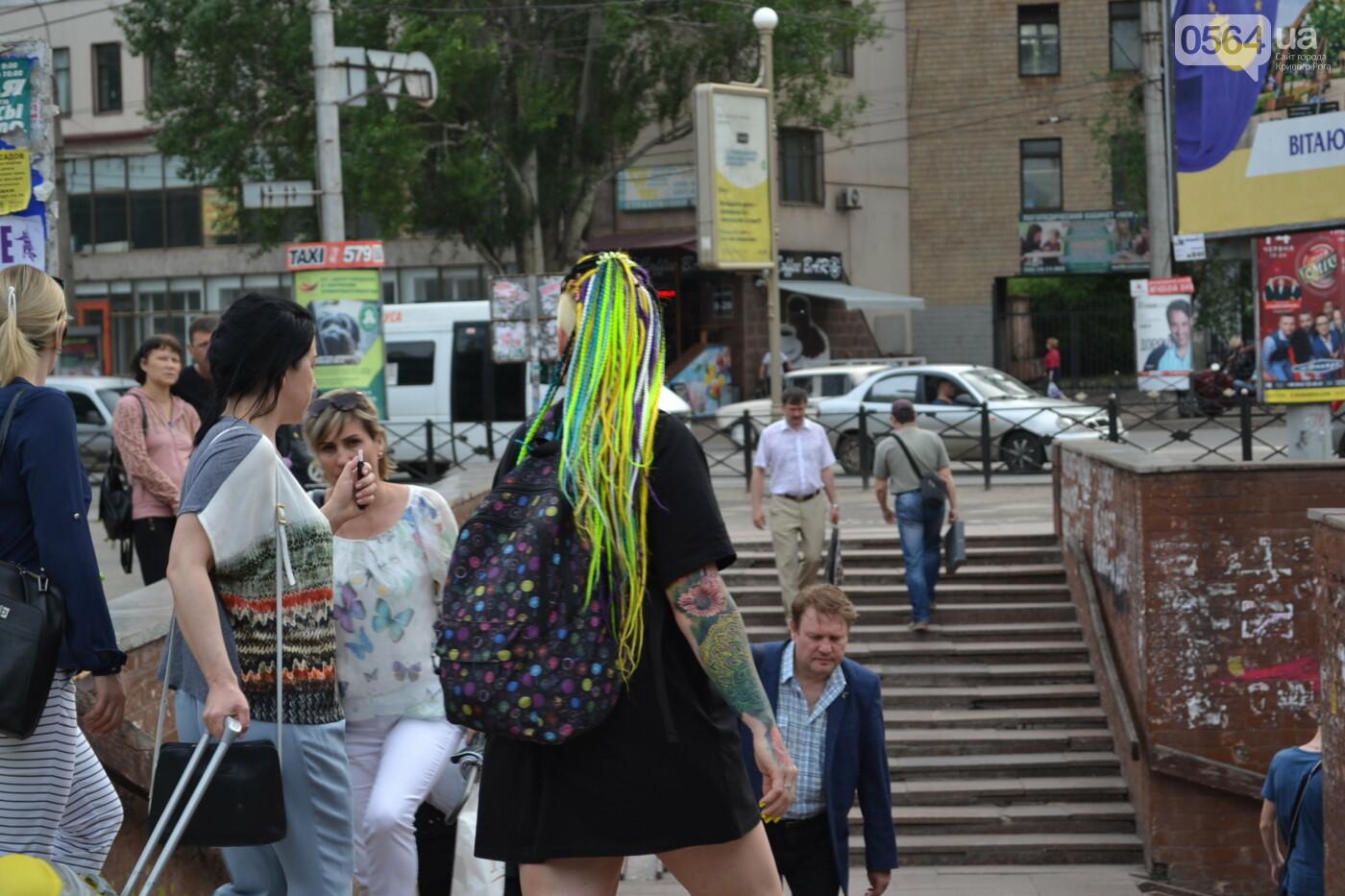 Концерт от Madisan Rock Club: криворожские музыканты поддержали юную Алину Михалковскую, - ФОТО, ВИДЕО, фото-26