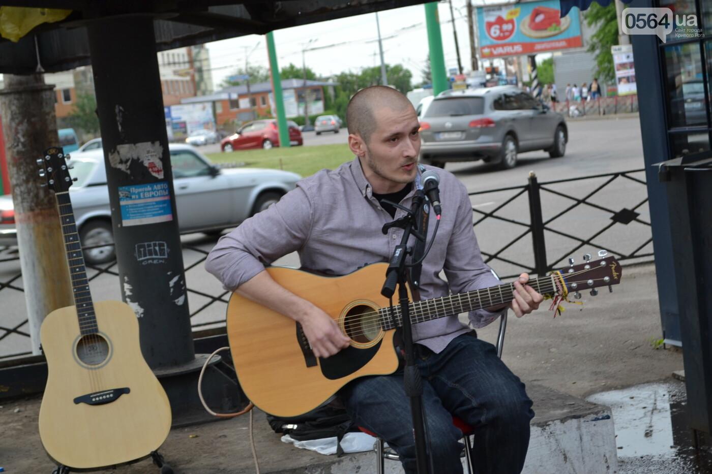 Концерт от Madisan Rock Club: криворожские музыканты поддержали юную Алину Михалковскую, - ФОТО, ВИДЕО, фото-6