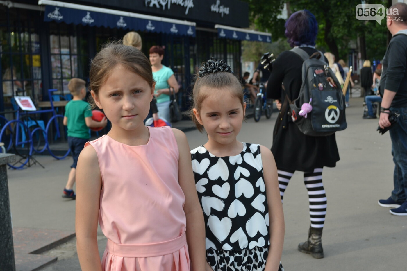 Концерт от Madisan Rock Club: криворожские музыканты поддержали юную Алину Михалковскую, - ФОТО, ВИДЕО, фото-30
