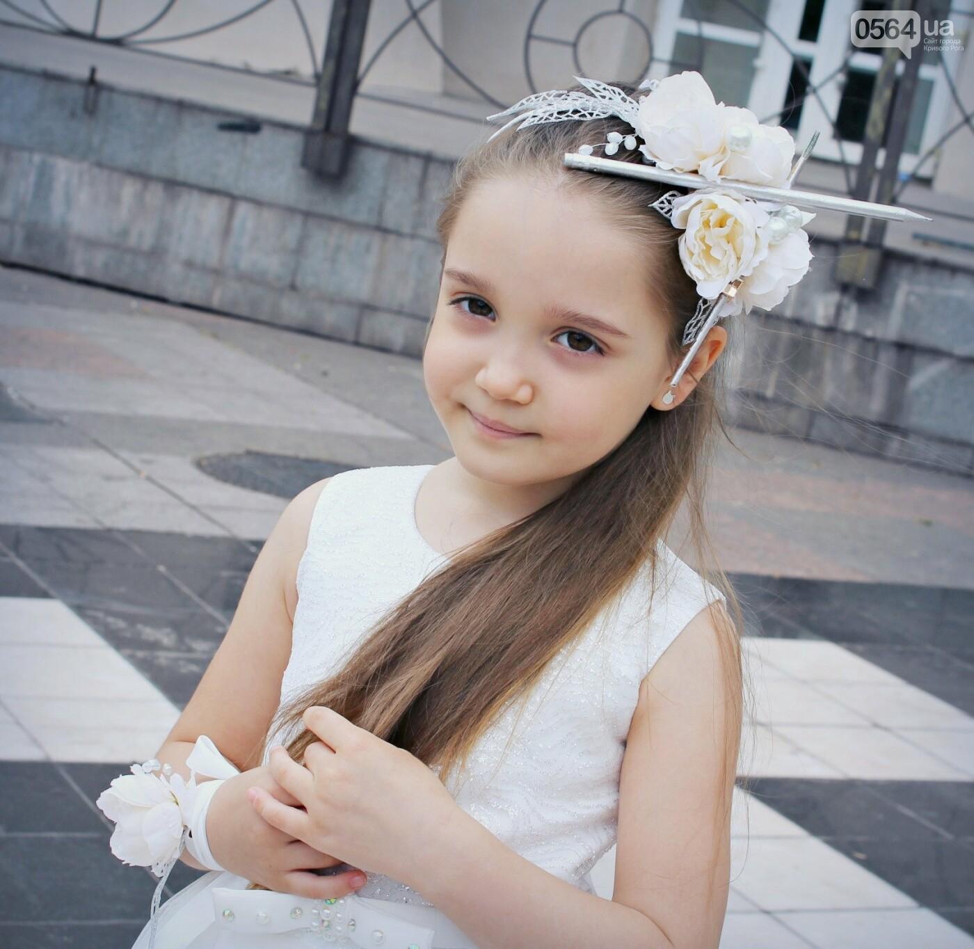 В Кривом Роге на выпускном в детском саду замечена юная последовательница Кати Осадчей, - ФОТО, ВИДЕО, фото-1