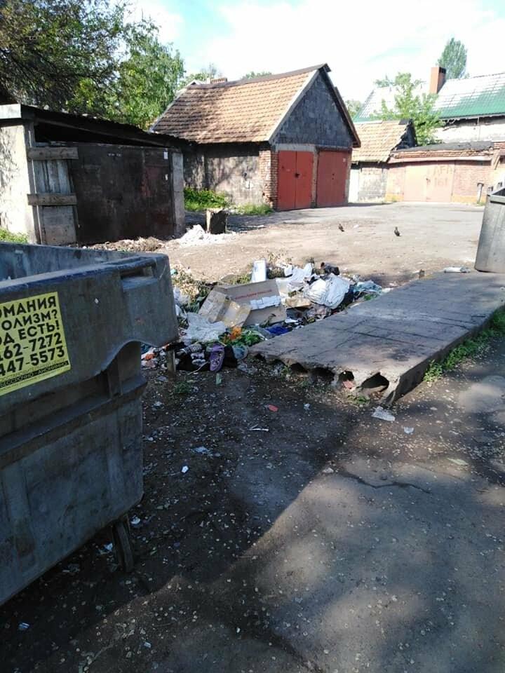 Криворожский активист показал мусор на Карачунах и обратился к мэру, - ФОТО, фото-6