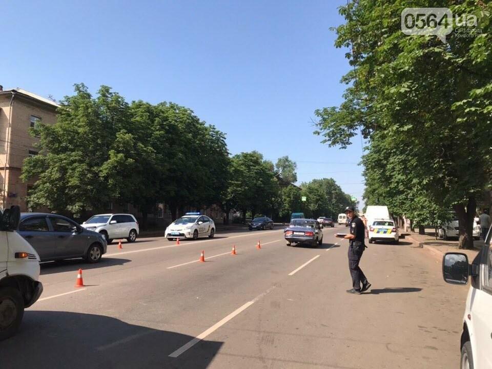 В Кривом Роге маршрутное такси попало в ДТП, есть пострадавшие, - ФОТО, фото-4