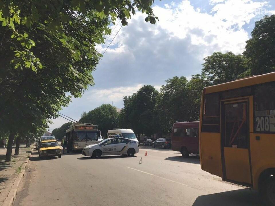 В Кривом Роге маршрутное такси попало в ДТП, есть пострадавшие, - ФОТО, фото-2