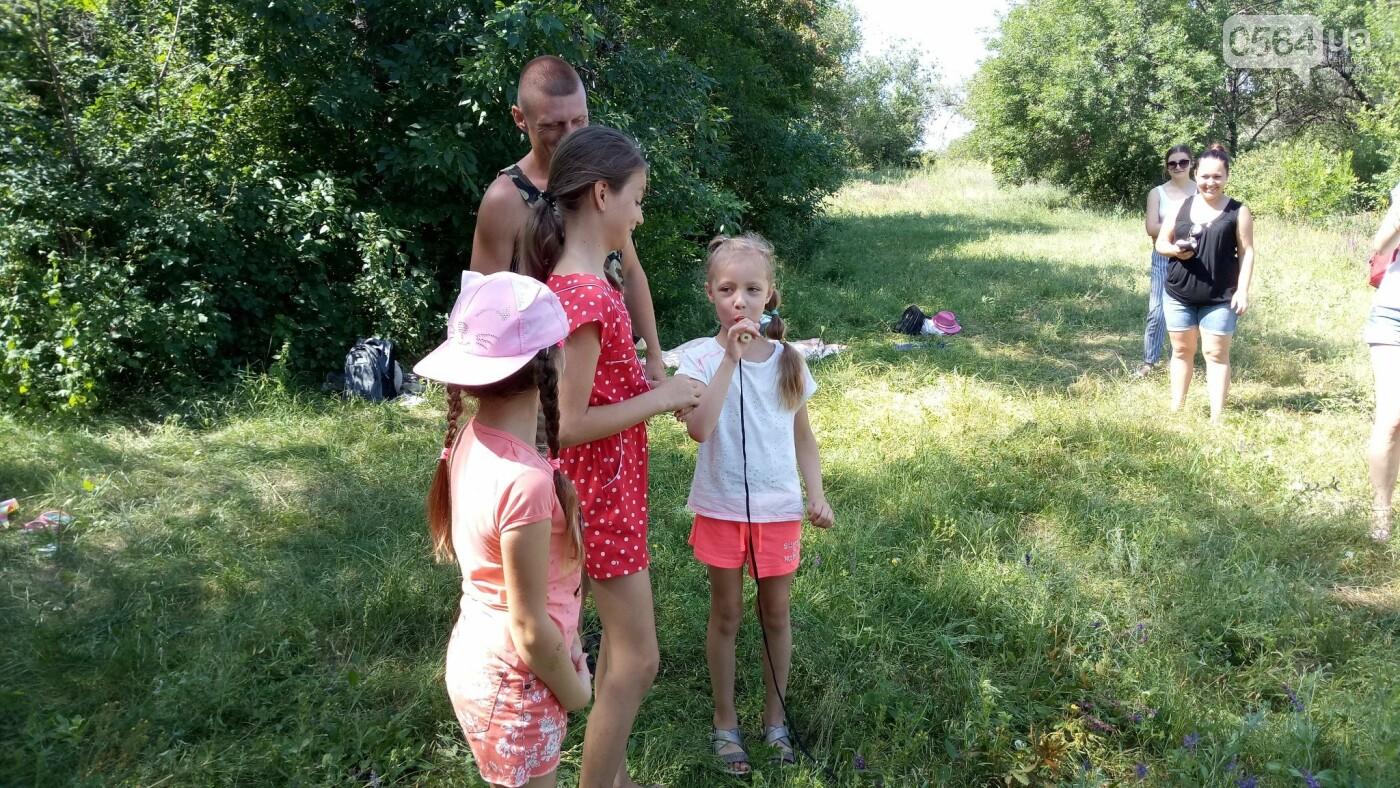 Для маленьких криворожан провели экскурсию и рассказали о защите окружающей среды, - ФОТО, ВИДЕО, фото-2