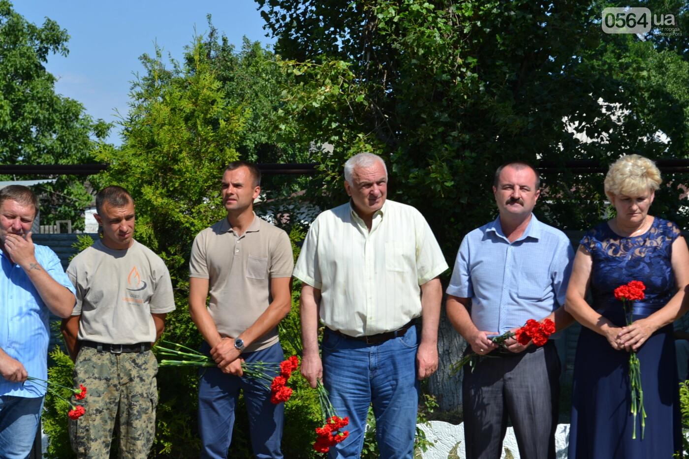 Вечная память! На Криворожье торжественно захоронили останки 43 воинов Второй мировой, - ФОТО, ВИДЕО, фото-21