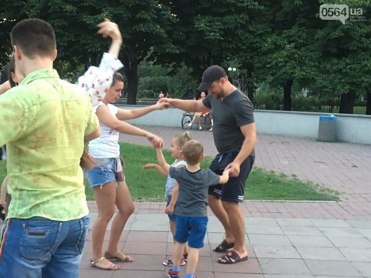 Сальса, бачата, кизомба: в центре города танцоры провели мастер-класс для криворожан, - ФОТО, ВИДЕО , фото-3