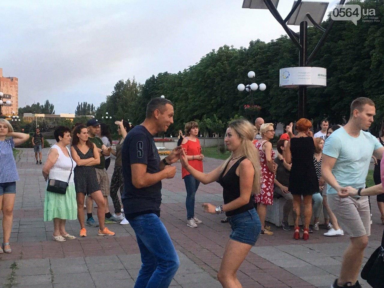 Сальса, бачата, кизомба: в центре города танцоры провели мастер-класс для криворожан, - ФОТО, ВИДЕО , фото-4