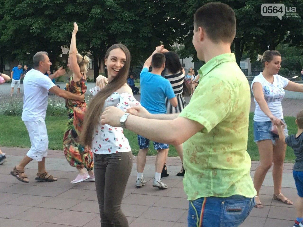 Сальса, бачата, кизомба: в центре города танцоры провели мастер-класс для криворожан, - ФОТО, ВИДЕО , фото-1