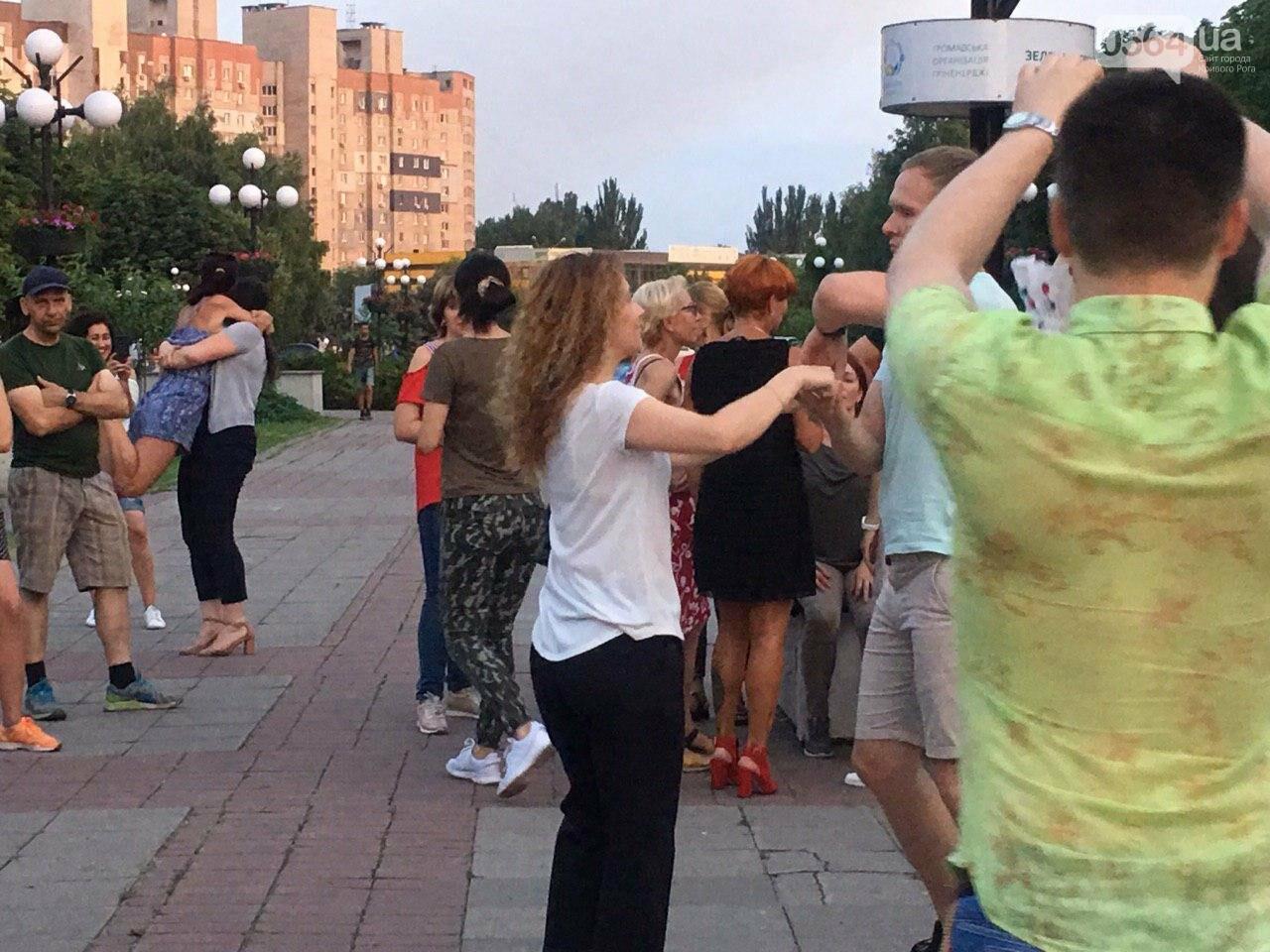 Сальса, бачата, кизомба: в центре города танцоры провели мастер-класс для криворожан, - ФОТО, ВИДЕО , фото-6