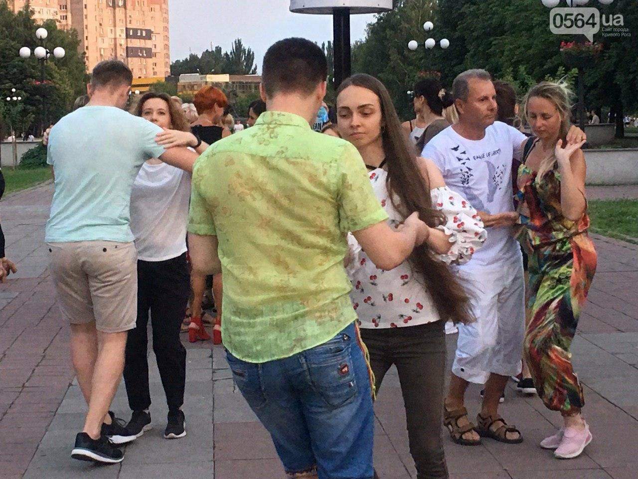 Сальса, бачата, кизомба: в центре города танцоры провели мастер-класс для криворожан, - ФОТО, ВИДЕО , фото-9