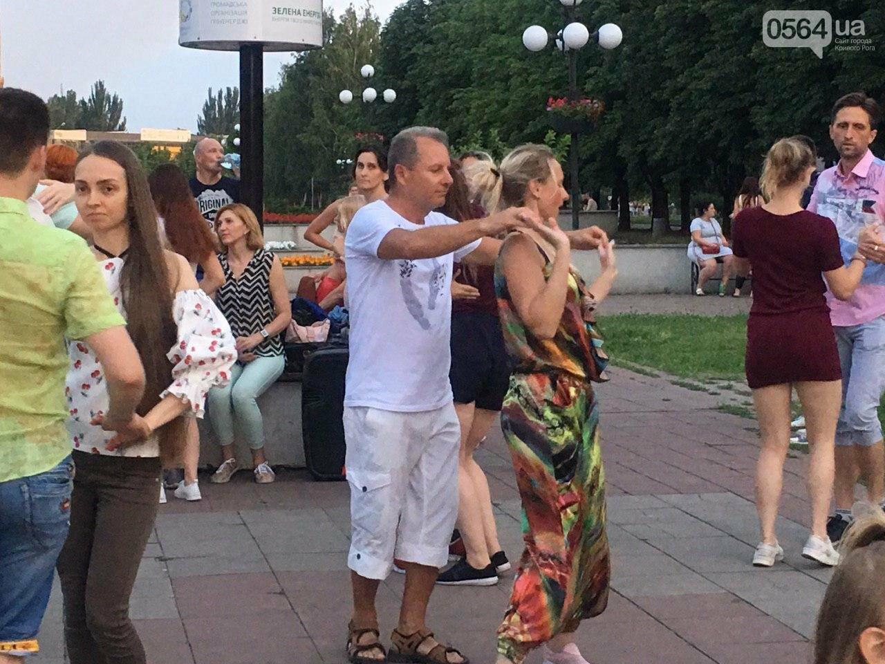 Сальса, бачата, кизомба: в центре города танцоры провели мастер-класс для криворожан, - ФОТО, ВИДЕО , фото-11