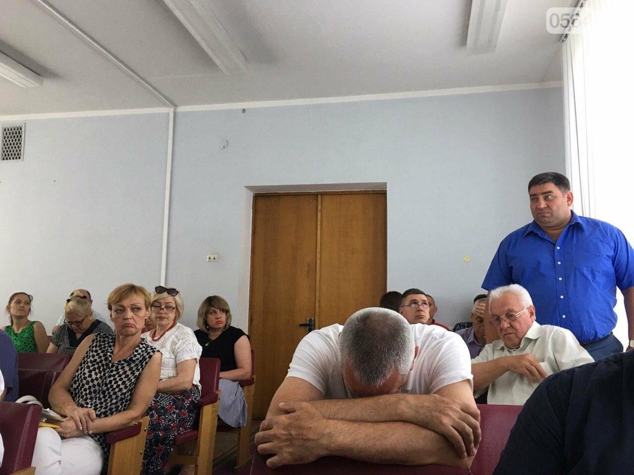 Криворожское КП пытается подготовится к отопительному сезону, несмотря на долг в полмиллиарда, - ФОТО , фото-56