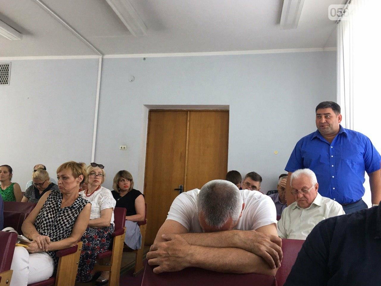 Криворожское КП пытается подготовится к отопительному сезону, несмотря на долг в полмиллиарда, - ФОТО , фото-55