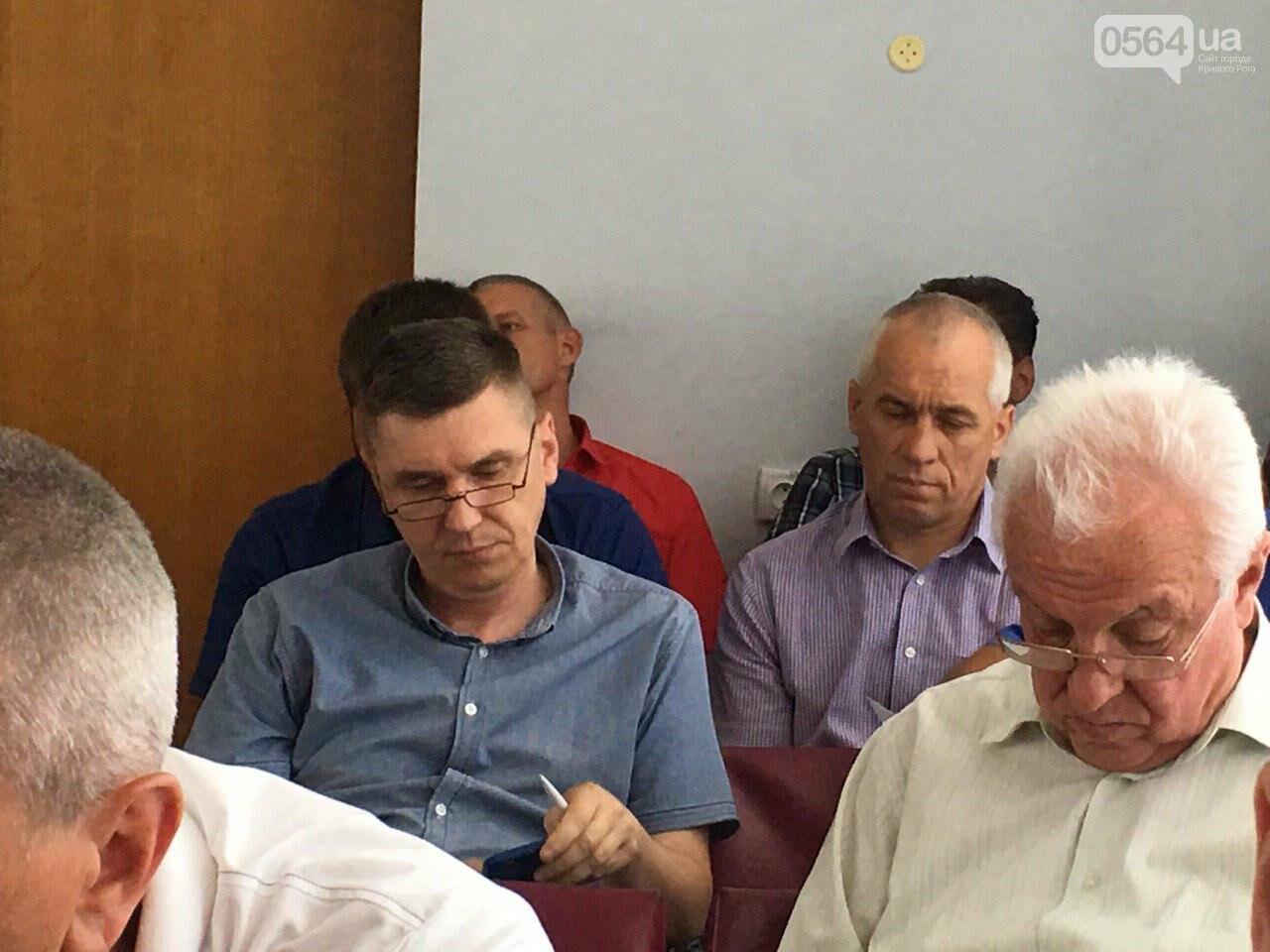 Криворожское КП пытается подготовится к отопительному сезону, несмотря на долг в полмиллиарда, - ФОТО , фото-6