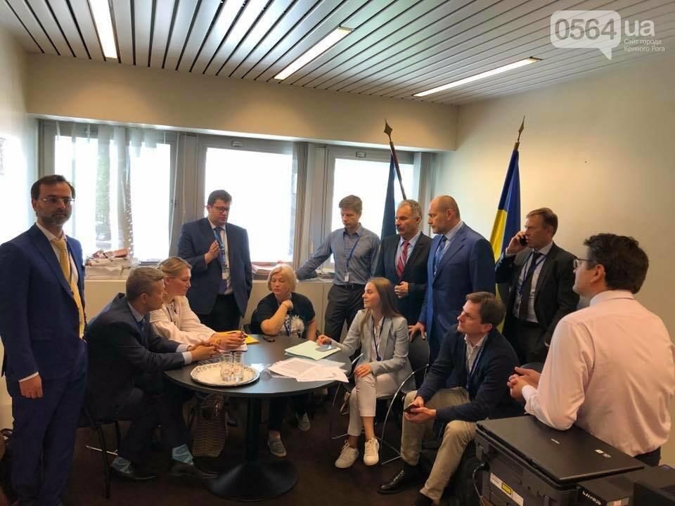 Украинская делегация прекратила участие в работе сессии ПАСЕ, - ФОТО, фото-1