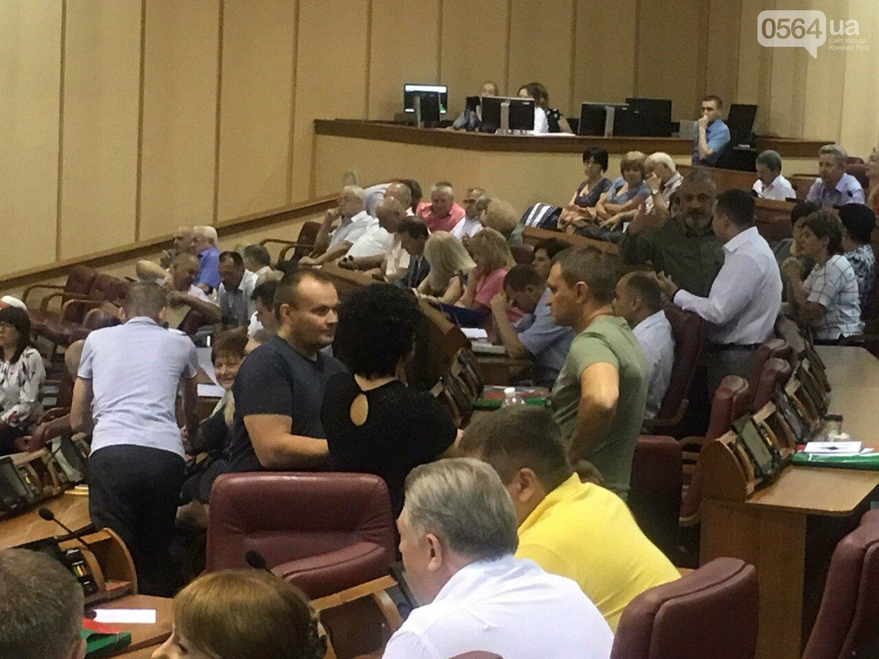 Депутат, который служит в зоне ООС, покинул фракцию Опоблока в Криворожском горсовете , - ФОТО, фото-9
