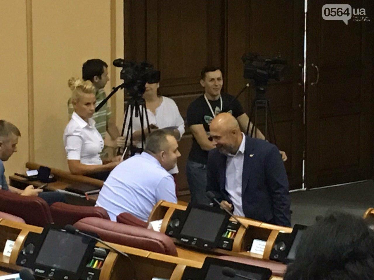 Депутат, который служит в зоне ООС, покинул фракцию Опоблока в Криворожском горсовете , - ФОТО, фото-11