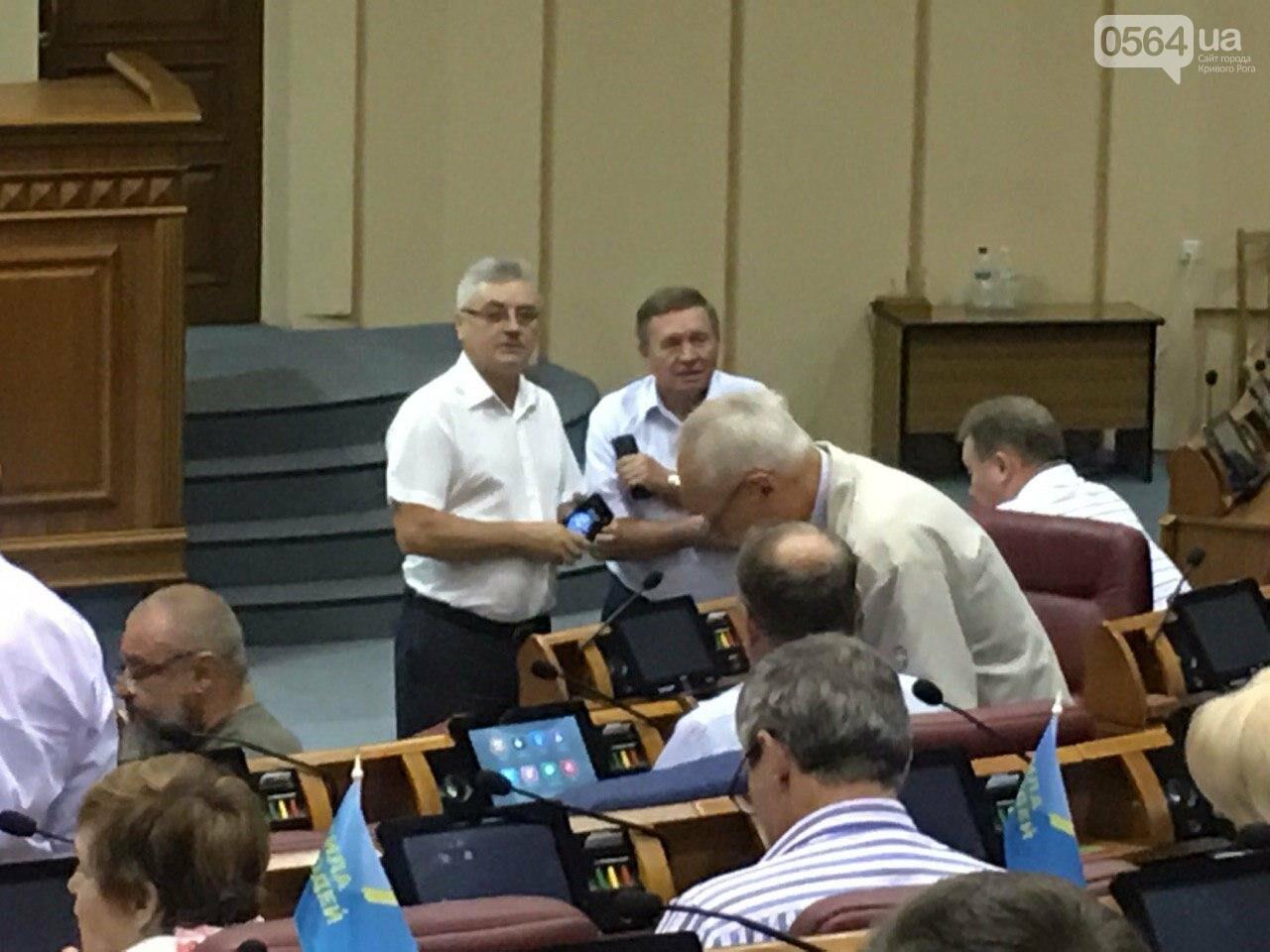 Депутат, который служит в зоне ООС, покинул фракцию Опоблока в Криворожском горсовете , - ФОТО, фото-12