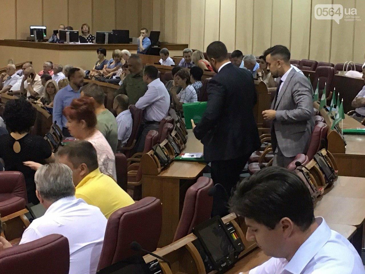 Депутат, который служит в зоне ООС, покинул фракцию Опоблока в Криворожском горсовете , - ФОТО, фото-5