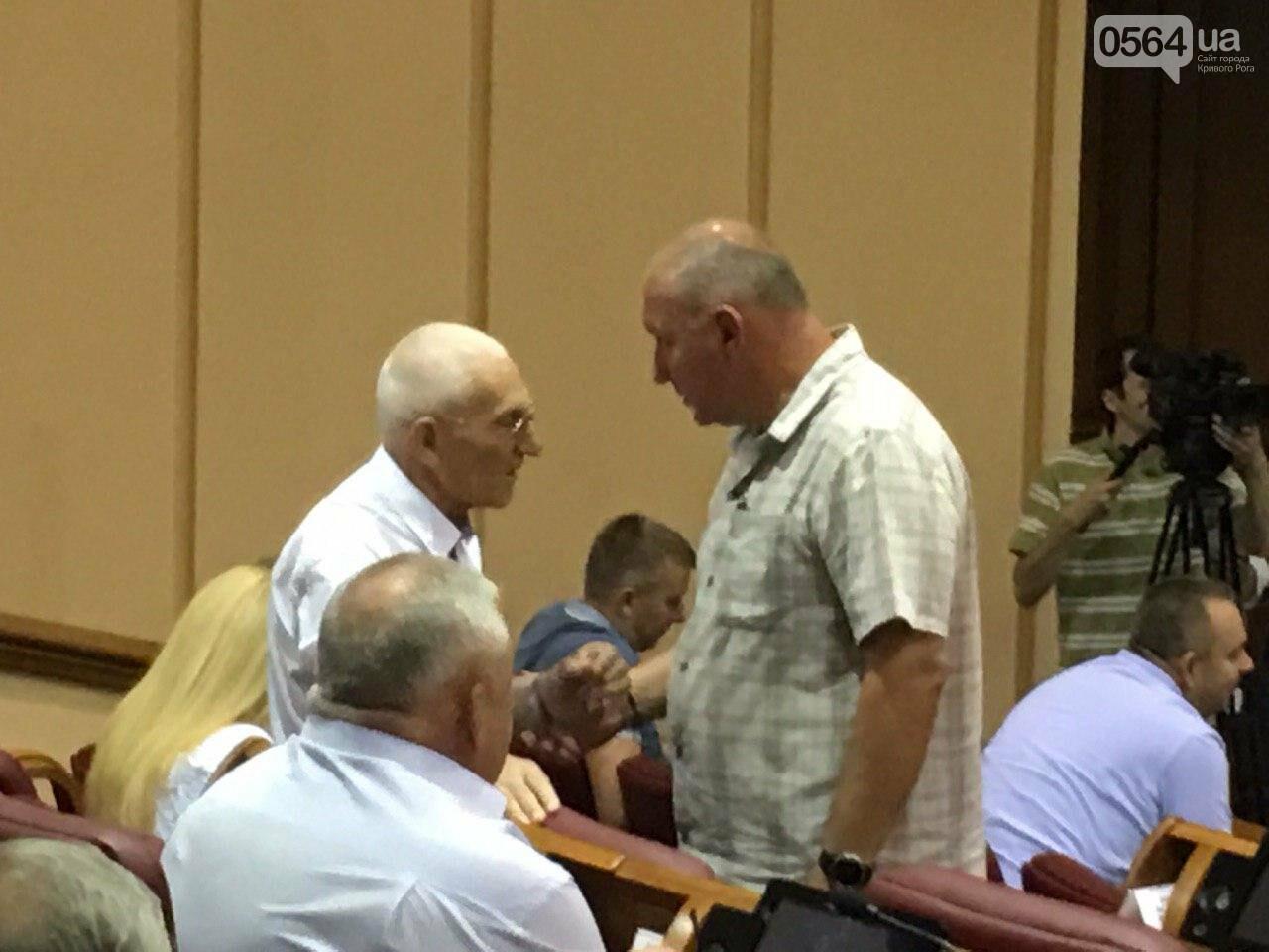 Депутат, который служит в зоне ООС, покинул фракцию Опоблока в Криворожском горсовете , - ФОТО, фото-17