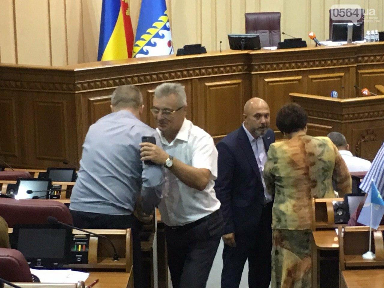 Депутат, который служит в зоне ООС, покинул фракцию Опоблока в Криворожском горсовете , - ФОТО, фото-15