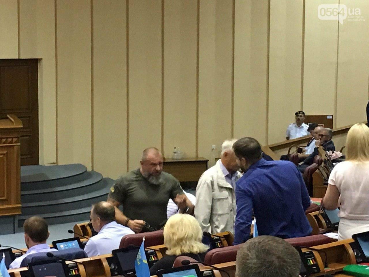 Депутат, который служит в зоне ООС, покинул фракцию Опоблока в Криворожском горсовете , - ФОТО, фото-1