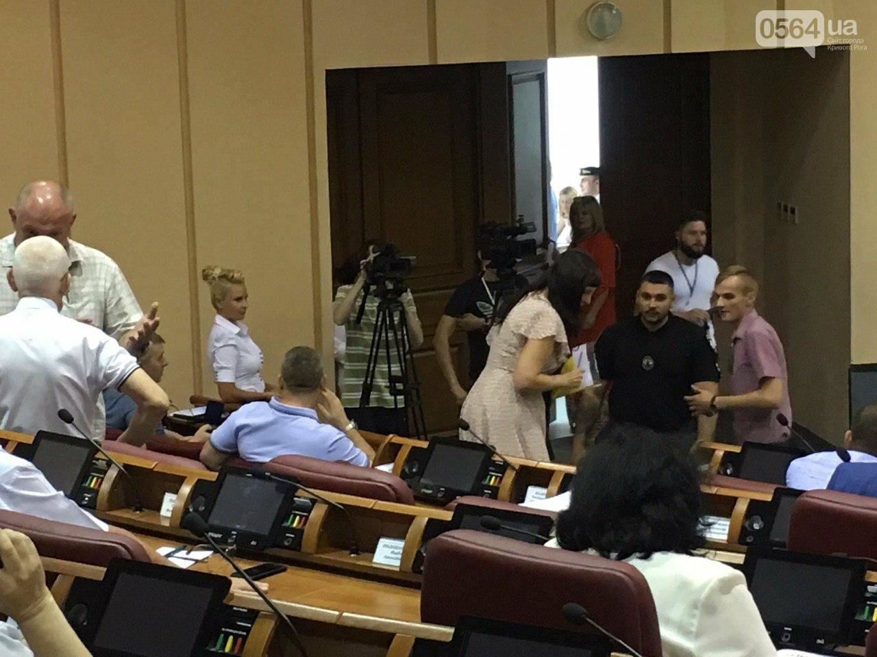 Депутат, который служит в зоне ООС, покинул фракцию Опоблока в Криворожском горсовете , - ФОТО, фото-21