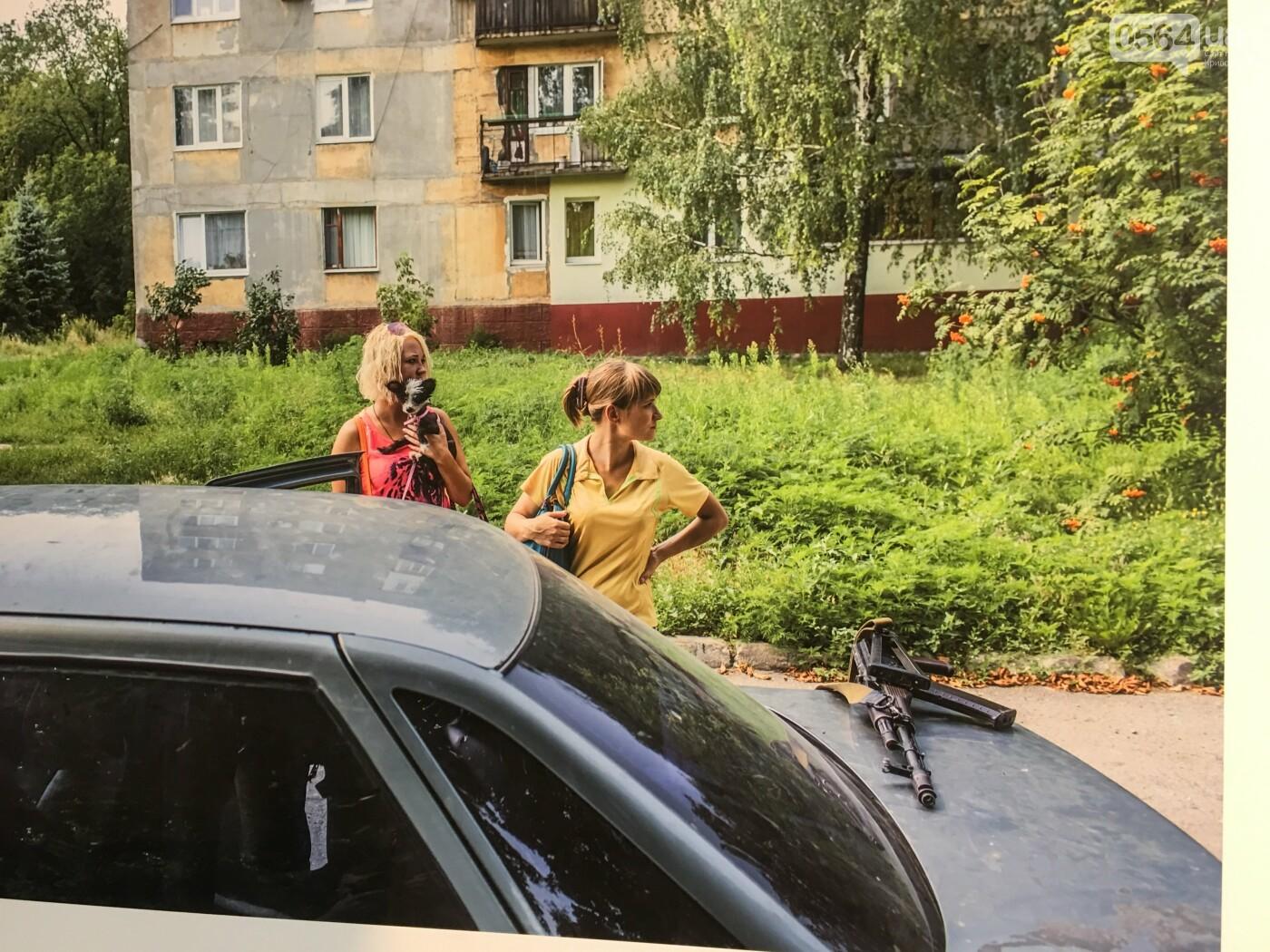 """""""Бразерленд: Война в Украине"""": американский фотокорреспондент показал криворожанам уникальные фото из зоны АТО, - ФОТО, ВИДЕО , фото-37"""