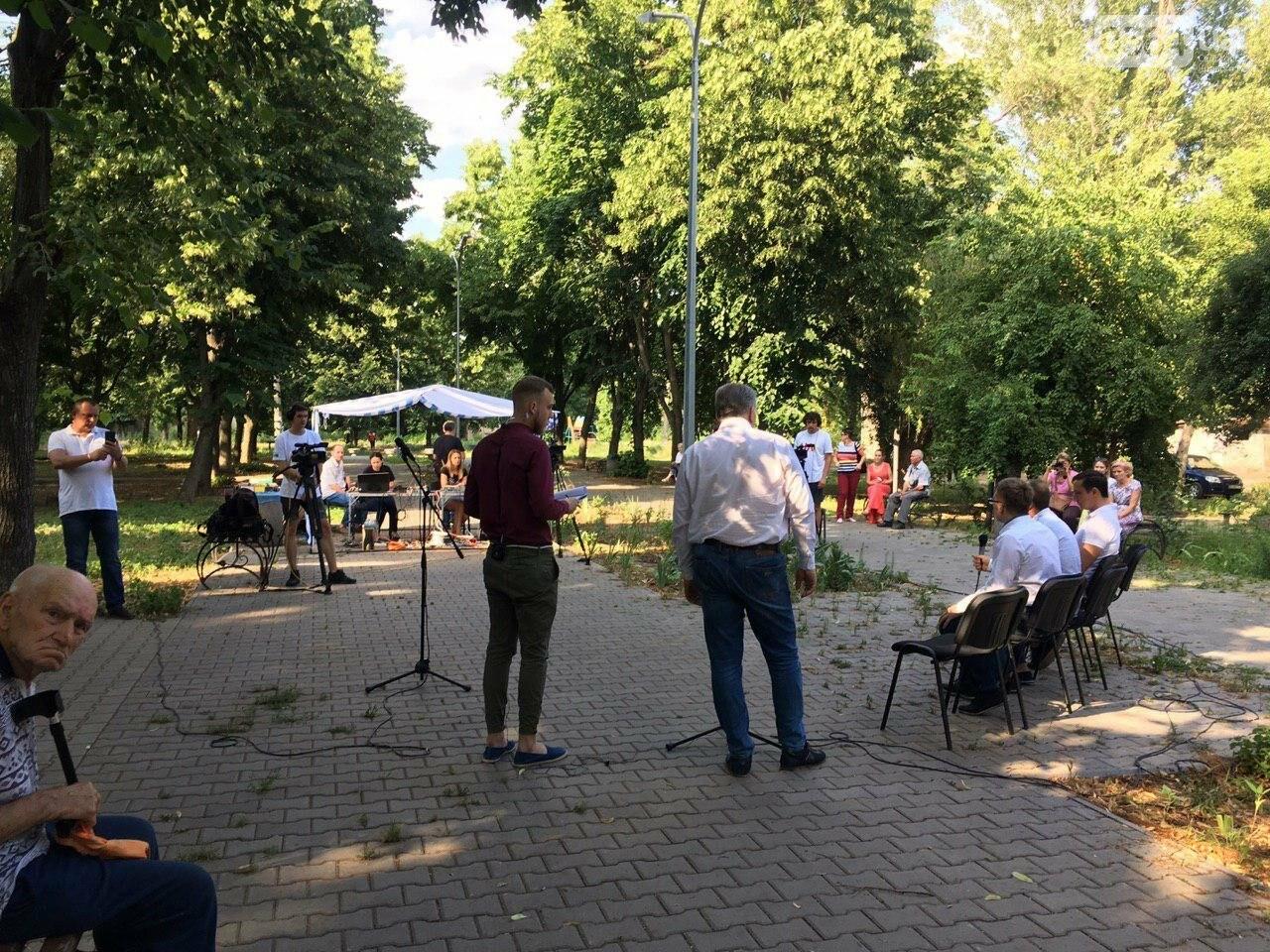 В Кривом Роге состоялись первые дебаты кандидатов, - ФОТО, ВИДЕО , фото-29