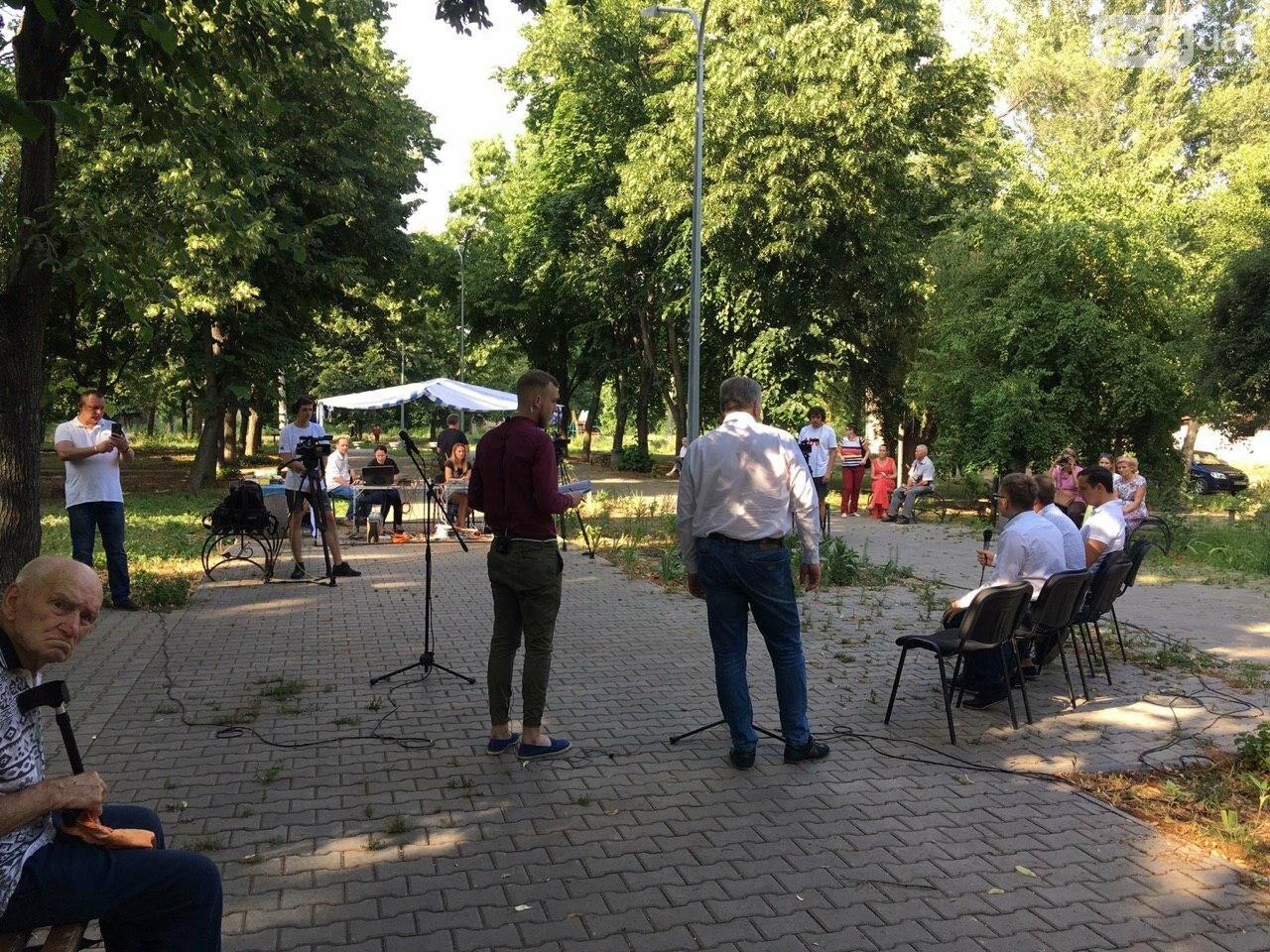 В Кривом Роге состоялись первые дебаты кандидатов, - ФОТО, ВИДЕО , фото-30