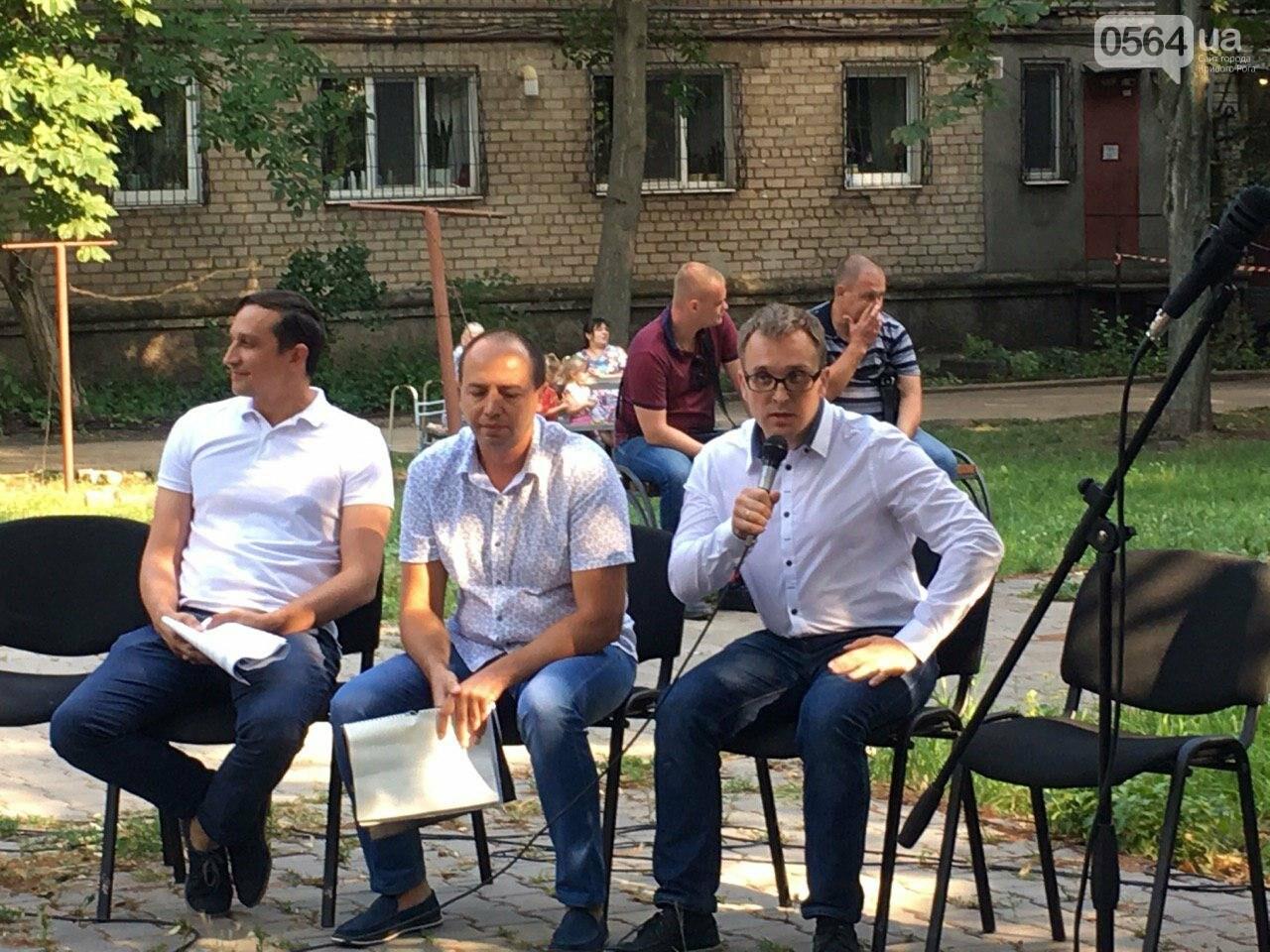 В Кривом Роге состоялись первые дебаты кандидатов, - ФОТО, ВИДЕО , фото-25