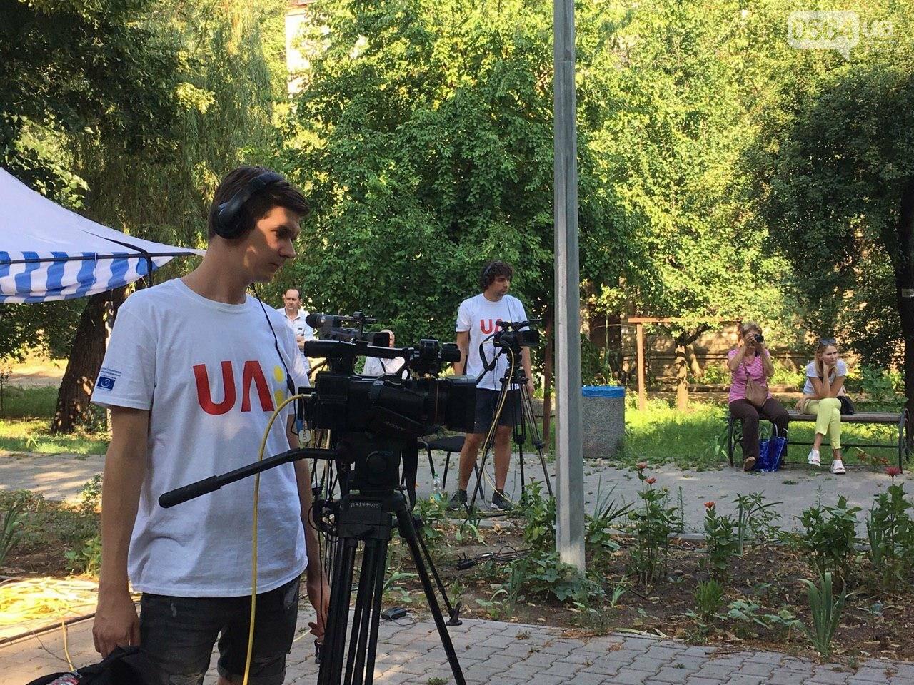 В Кривом Роге состоялись первые дебаты кандидатов, - ФОТО, ВИДЕО , фото-14