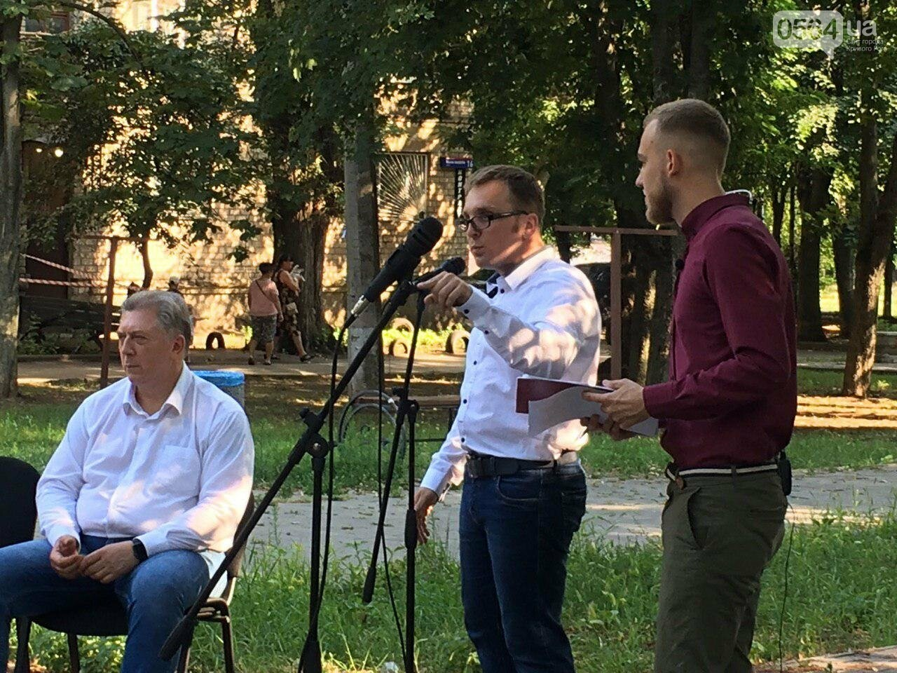 В Кривом Роге состоялись первые дебаты кандидатов, - ФОТО, ВИДЕО , фото-8