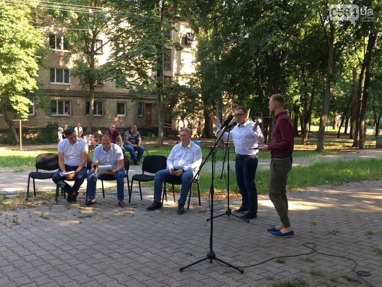 В Кривом Роге состоялись первые дебаты кандидатов, - ФОТО, ВИДЕО , фото-5
