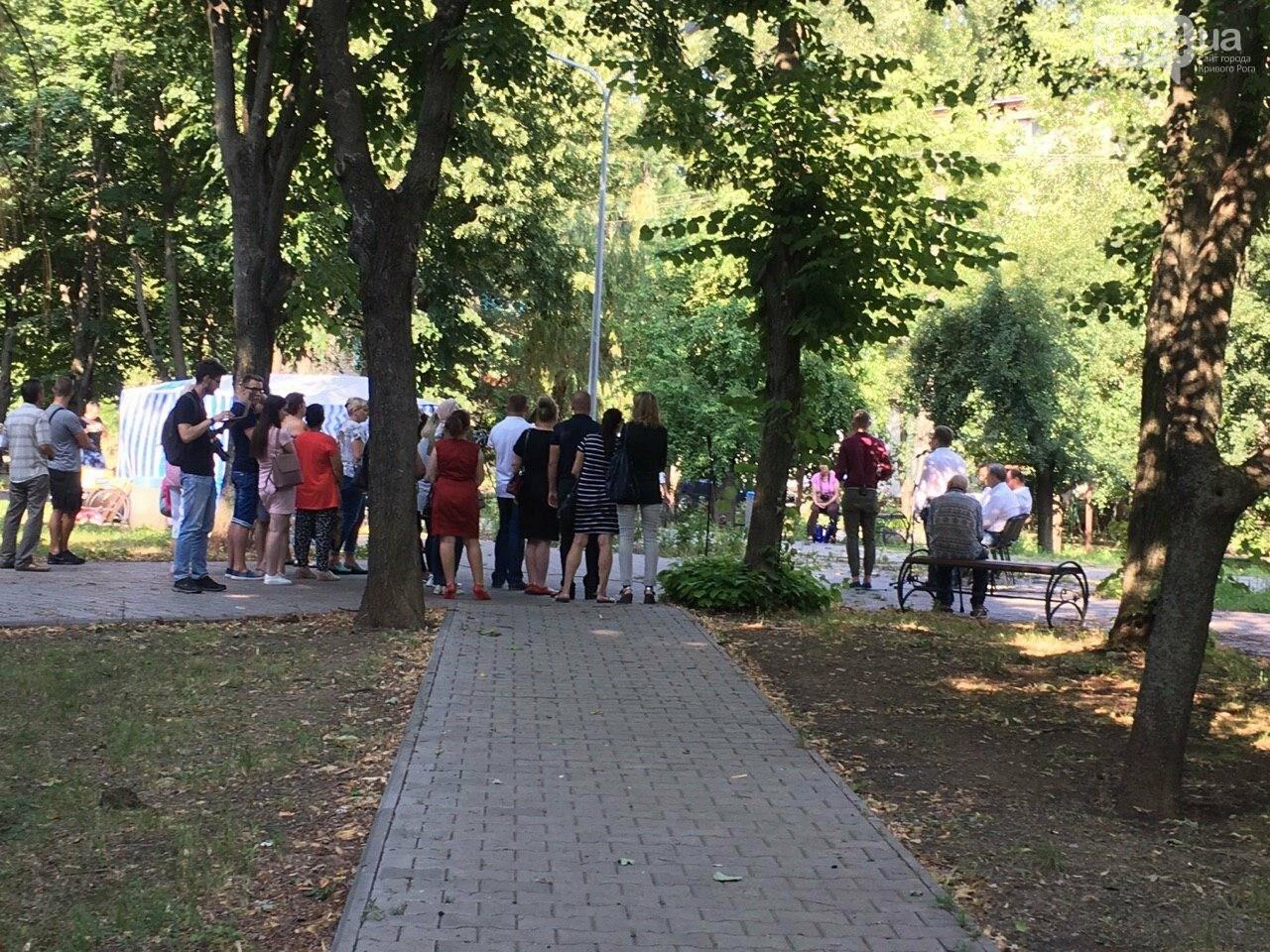 В Кривом Роге состоялись первые дебаты кандидатов, - ФОТО, ВИДЕО , фото-2