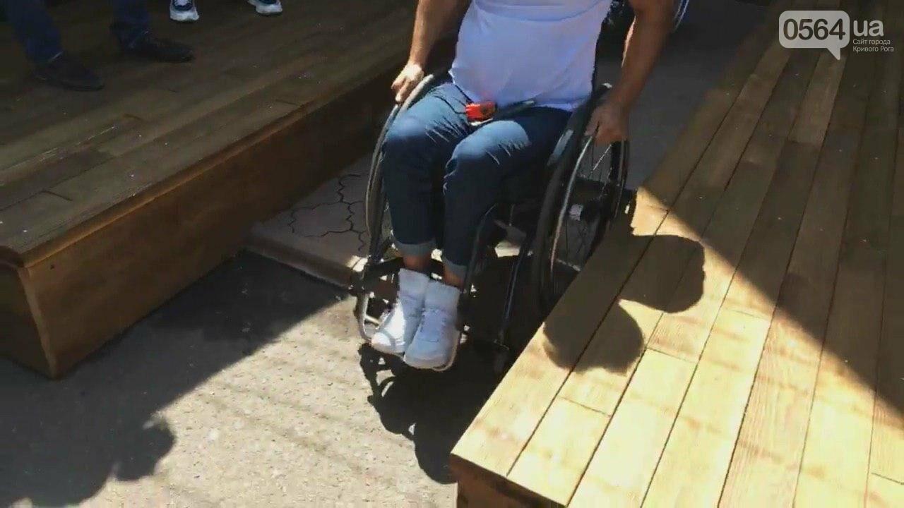 В центре Кривого Рога даже аптеки недоступны для людей с инвалидностью, - ФОТО, ВИДЕО, фото-16