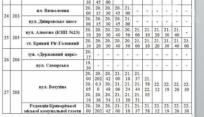 Криворожские активисты проверили, как водители маршруток выполняют вечерний график, фото-1