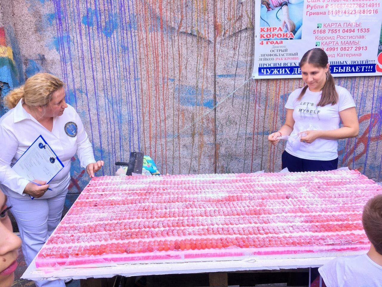 В Кривом Роге установили новый рекорд Украины ради спасения жизни ребенка, - ФОТО, ВИДЕО , фото-13