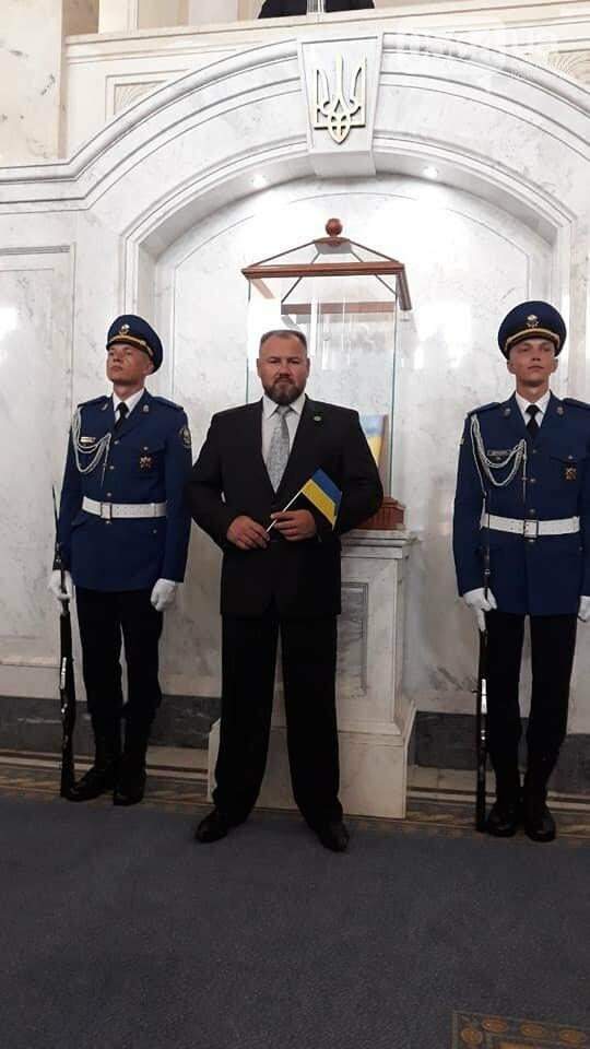 Нардепы от Кривого рога присягнули на верность Украине, - ФОТО , фото-2