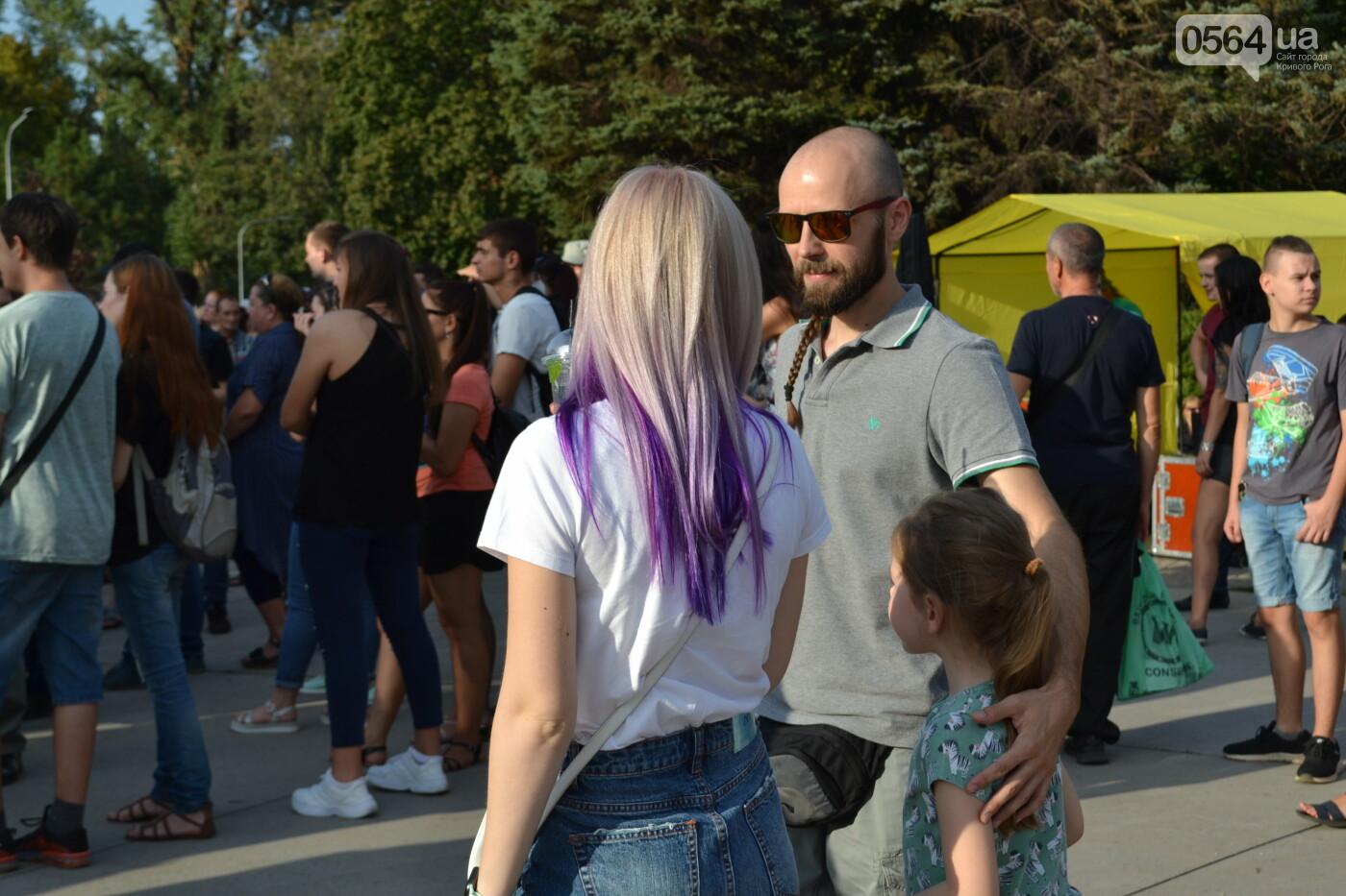 "Hairstyles рок-фестиваля: ""ЗаліZна міць"" собрала криворожан с ярко выраженной индивидуальностью, - ФОТО, фото-15"