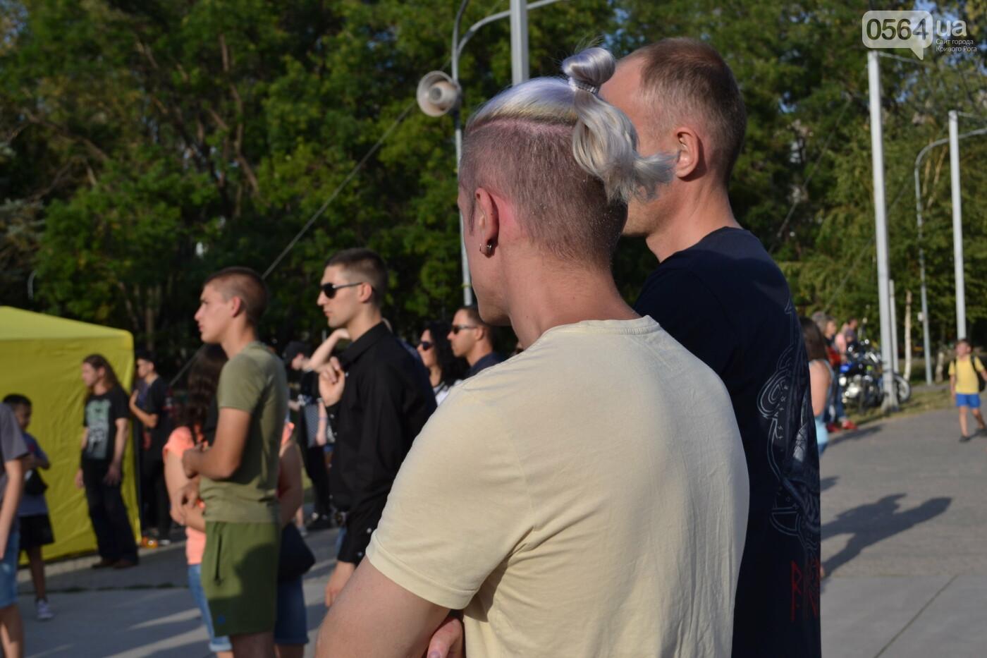 "Hairstyles рок-фестиваля: ""ЗаліZна міць"" собрала криворожан с ярко выраженной индивидуальностью, - ФОТО, фото-14"