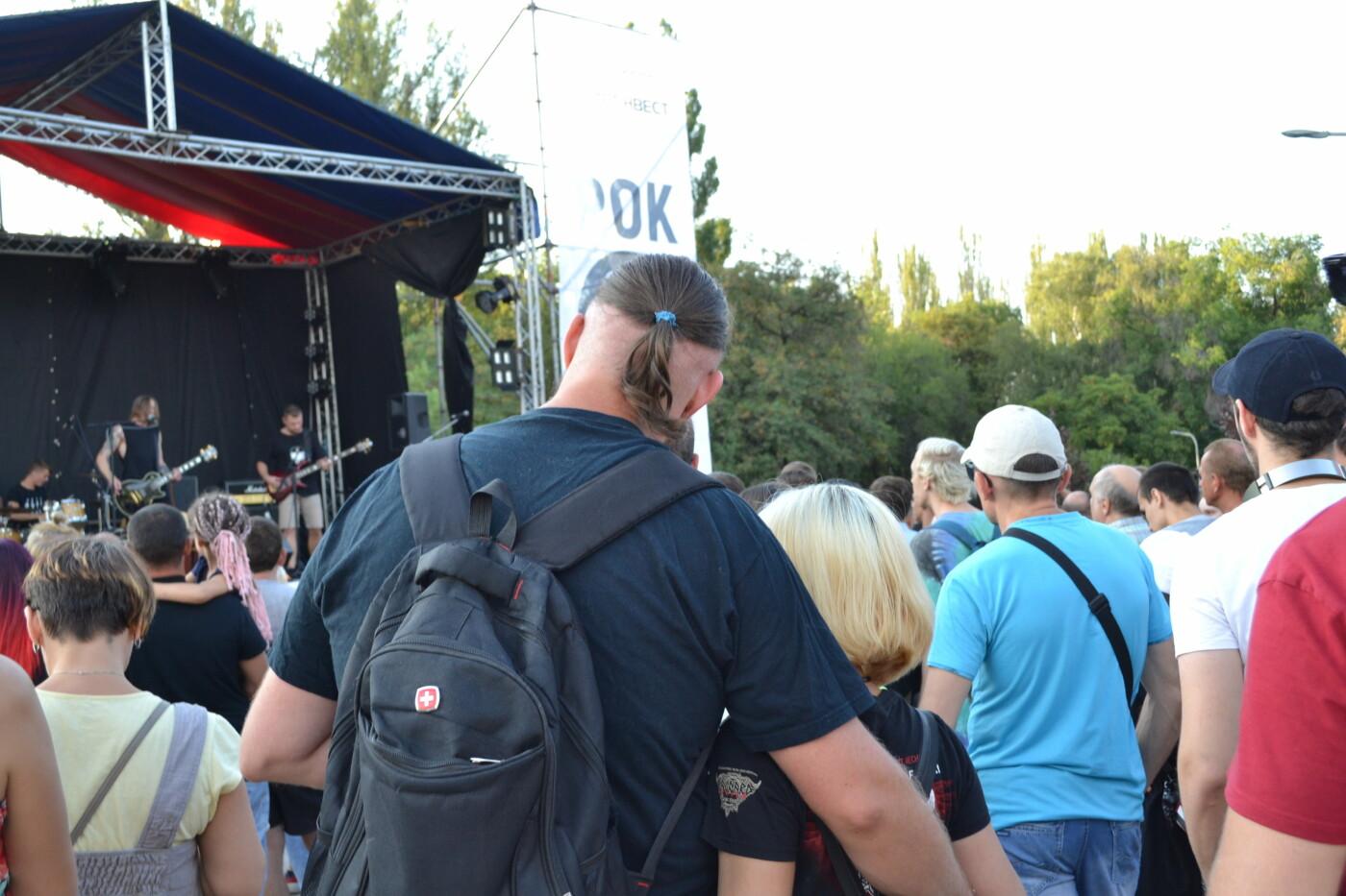 "Hairstyles рок-фестиваля: ""ЗаліZна міць"" собрала криворожан с ярко выраженной индивидуальностью, - ФОТО, фото-12"