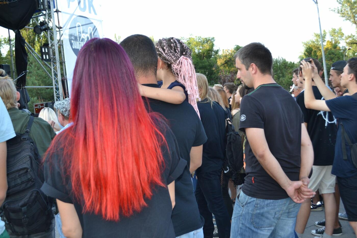 "Hairstyles рок-фестиваля: ""ЗаліZна міць"" собрала криворожан с ярко выраженной индивидуальностью, - ФОТО, фото-1"