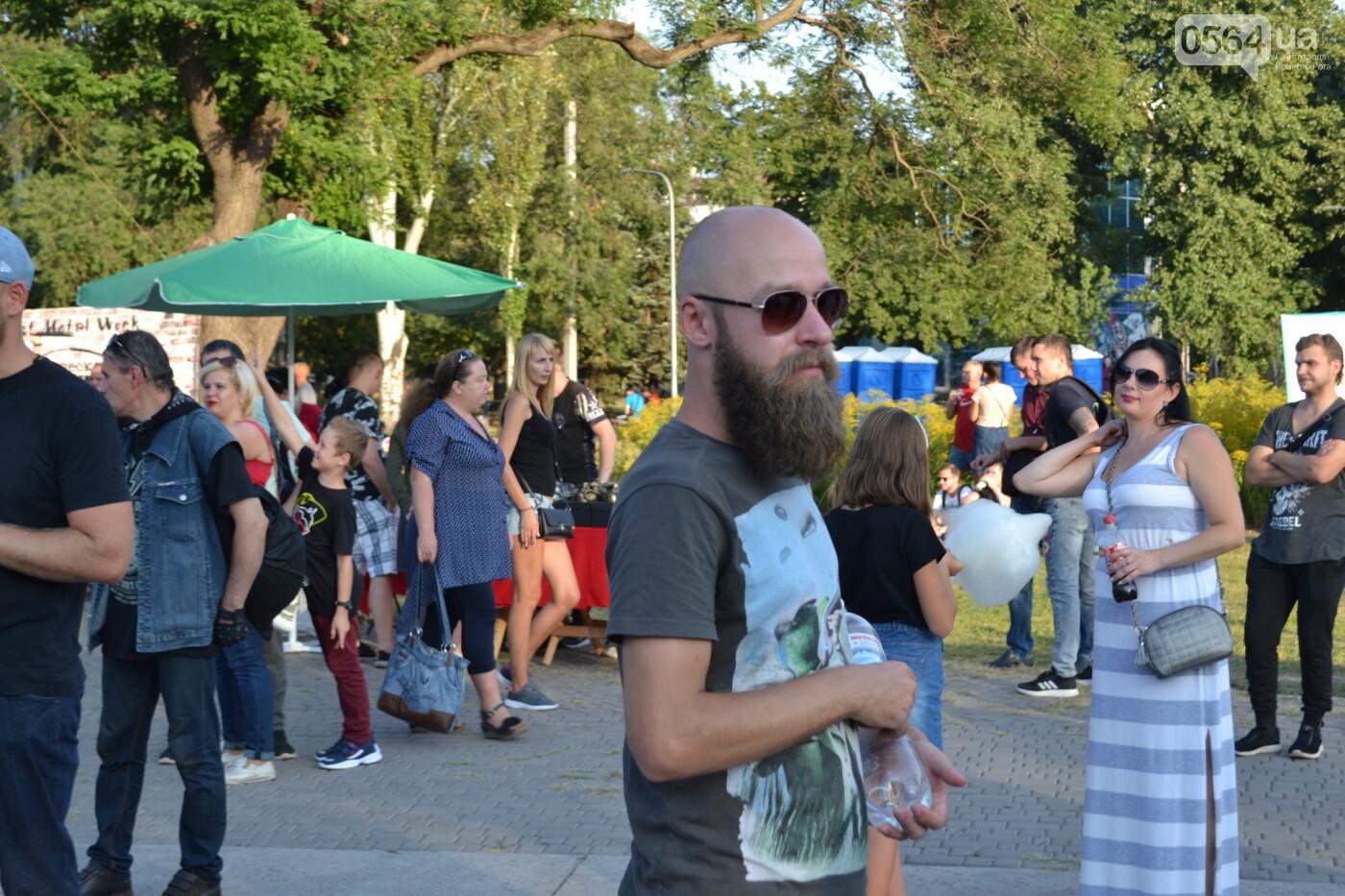 "Hairstyles рок-фестиваля: ""ЗаліZна міць"" собрала криворожан с ярко выраженной индивидуальностью, - ФОТО, фото-17"