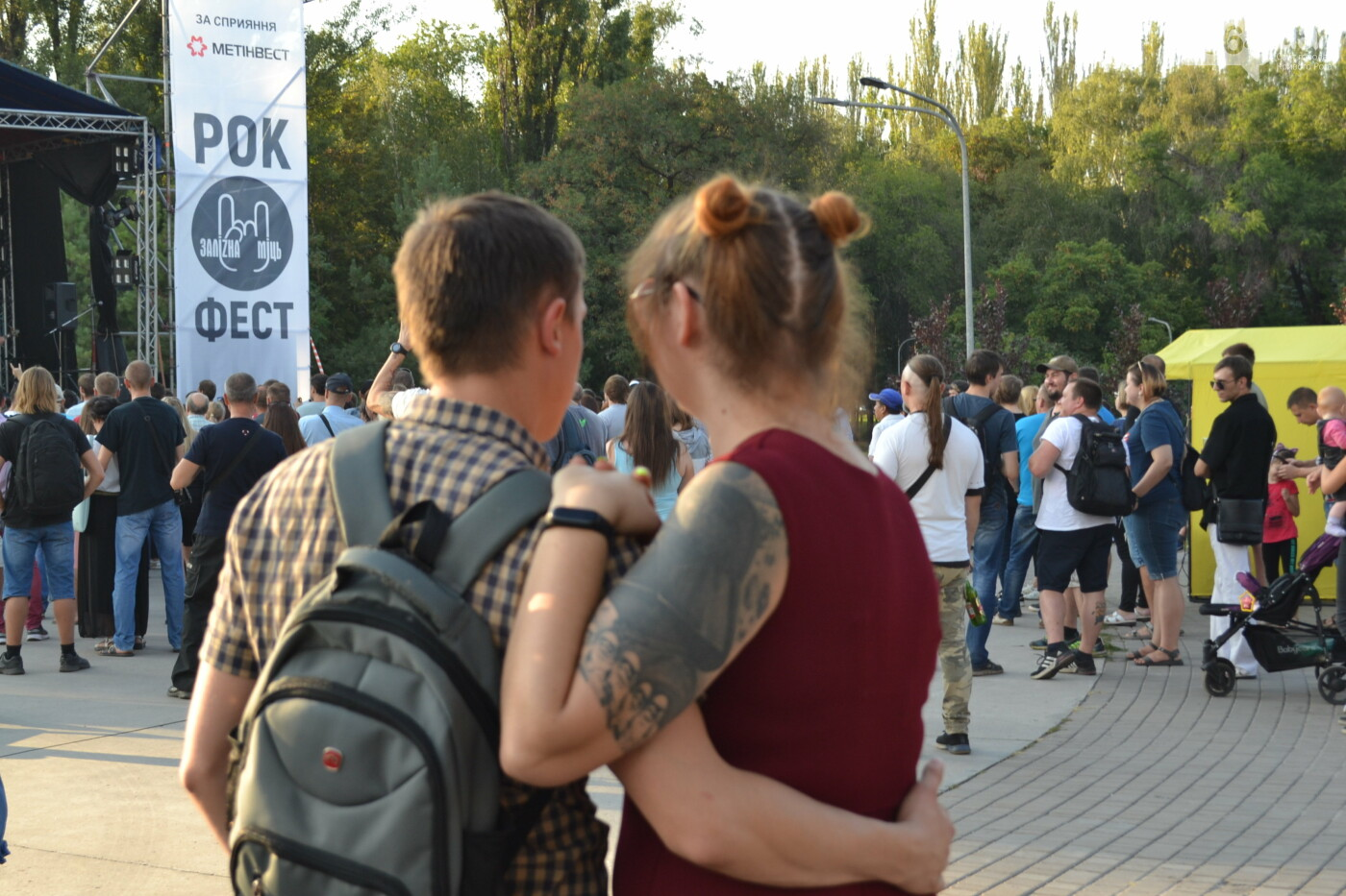 "Hairstyles рок-фестиваля: ""ЗаліZна міць"" собрала криворожан с ярко выраженной индивидуальностью, - ФОТО, фото-9"