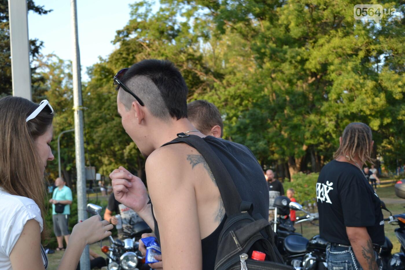 "Hairstyles рок-фестиваля: ""ЗаліZна міць"" собрала криворожан с ярко выраженной индивидуальностью, - ФОТО, фото-20"