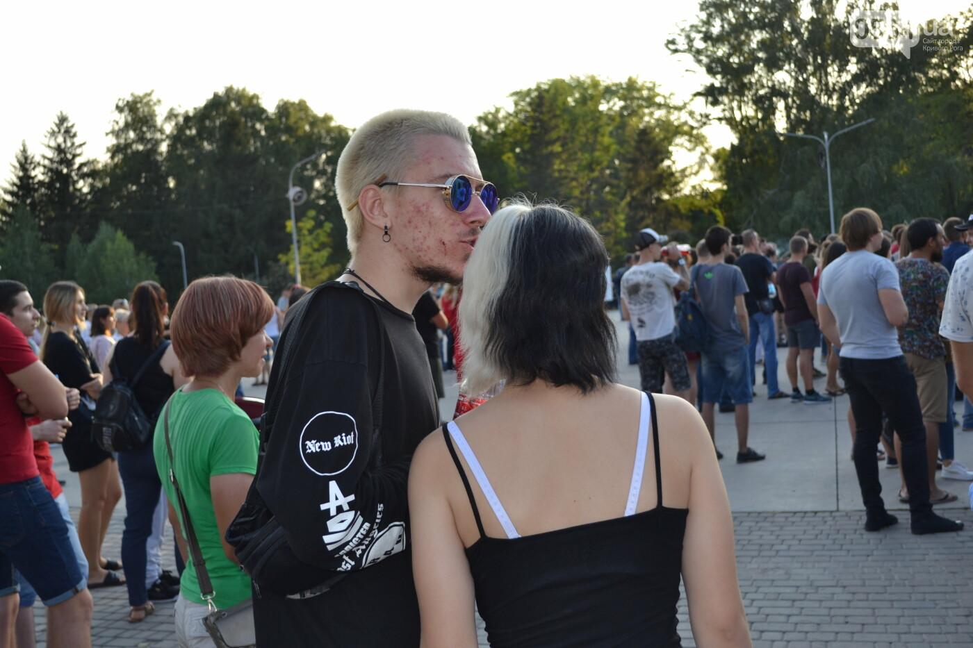 "Hairstyles рок-фестиваля: ""ЗаліZна міць"" собрала криворожан с ярко выраженной индивидуальностью, - ФОТО, фото-6"